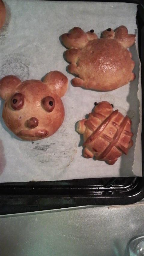 パンを作ってみました
